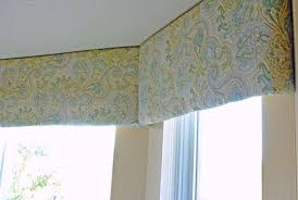 Window Valance Kits How To Make An Easy Diy Window Cornice At The Picket Fence