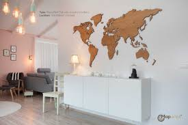 wood world mapawall oak country borders non magnetic mapawall