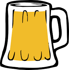 beer cartoon black and white beer mug black and white clipart clip art library