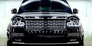 suv range rover land rover u0027s new bulletproof suv is a tank dressed in a tuxedo