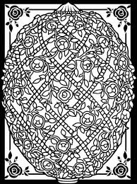 125 abstract coloring pages images coloring