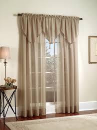 reverie rod pocket semi sheer snow voile scarf u2013 marburn curtains