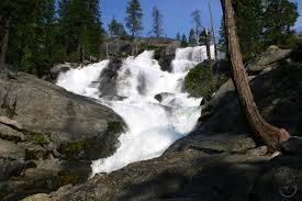 Rock Slides Will Remain Common Because Of The Significant Snowpack Canyon Creek Trail Hike Mt Shasta