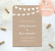 print your own wedding invitations where can i print my wedding invitations paperinvite