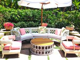 Outdoor Sitting Area Beverly Hills Hotel Beautiful Scenes From A Weekend Afternoon