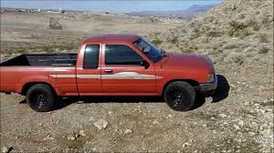 toyota truck lifted 1993 toyota pickup 2wd lifted travel youtube truck l starter motor