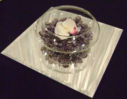 10 Inch Mirror Centerpiece by Wedding Centerpieces Centerpieces Wedding Table Decorations