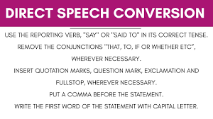 quote marks before comma indirect and direct speech youtube