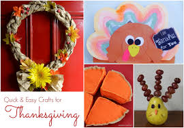 and easy thanksgiving crafts the educators spin on it