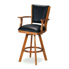 Adjustable Bar Stool With Back Stools Black Bar Stools With Back Support Amisco Bean Swivel