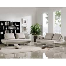 White Living Room Set Modern Living Room Sets Allmodern