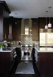 backsplash ideas for dark cabinets and light countertops 171 best kitchen backsplash ideas images on pinterest backsplash