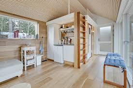 Modern Tiny Houses by Gallery Scandinavian Modern Tiny House Simon Steffensen Small