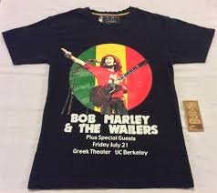 Bob Marley Home Decor Bob Marley U0026 The Wailers Burnin U0027 Greek Theater Uc Berkeley Rasta