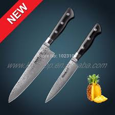 online buy wholesale damascus steel kitchen knife set from china
