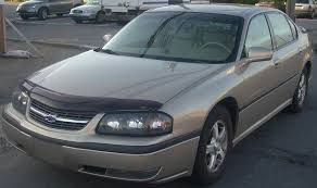 2002 chevrolet impala information and photos zombiedrive