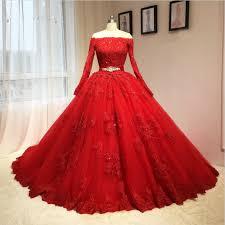 sle wedding dresses gown shoulder sleeves lace wedding dress sanct