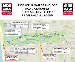 San Francisco Fog Map by 30th Annual Aids Walk San Francisco Eventmozo