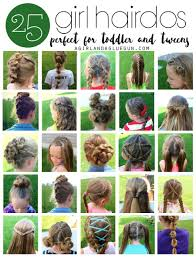 25 styles for toddlers and tweens a and a glue gun