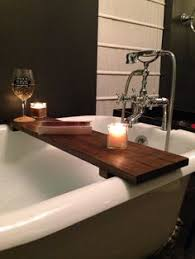 Wood Bathtub Caddy After Finding These Lovely Images Of Wooden Bath Caddies Just By