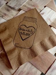 wedding napkins accessories remarkable printed wedding napkins ideas
