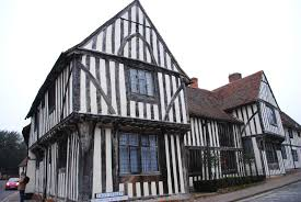 a tale of one house a tale of two cities medieval town of lavenham