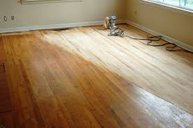 should i refinish my own hardwood floors should i try and sand
