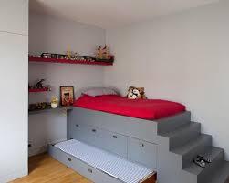 fabriquer chambre comment fabriquer une estrade de lit en bois