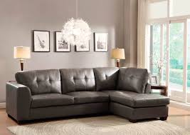 Sectional Sofa For Sale by Sofas Center Furniture Nostalgic Fancy Gray Leather Sectional