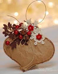 simple brown bag ornament favecrafts