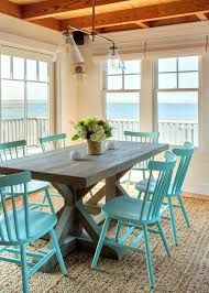 Morgan Dining Room Bathroom Interesting Coastal Kitchen And Dining Room Pictures