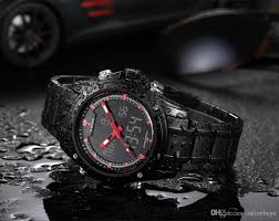 Discount Military Watch Mens Watches For Men Multifunction Sports Waterproof Led 2 Naviforce Men Watches Luxury Brand Men U0027s Quartz Hour Analog
