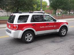 Ford Escape Custom - file ohio state university traffic and parking ford escape jpg
