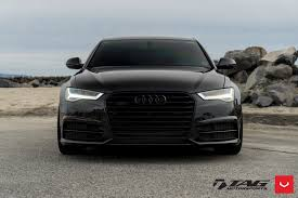 audi a6 headlights all black audi a6 quattro on vossen vfs2 rims u2014 carid com gallery