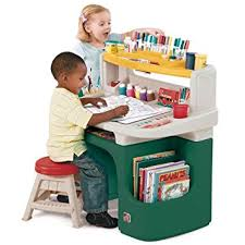 play desk for amazon com step2 art master activity desk for kids