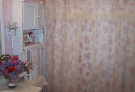 image of shabby chic shower curtains u2013 home design ideas