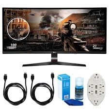 Ebay Desktop Computer Bundles by Lg 34 Inch 2560x1080 21 9 Ultrawide Curved Ips 144hz Monitor