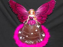 chocolate fairy cake with wings cakecentral com