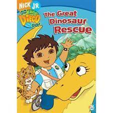 diego dinosaur rescue dvd 2006 ebay
