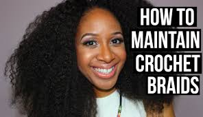 whats the best brand of marley hair for crochet braids how to maintain crochet braids youtube