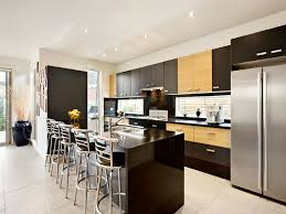 galley kitchen designs with breakfast bar alert interior norma