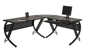 black l shaped computer desk l shaped computer desk type designs ideas and decors how to modern