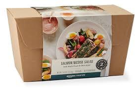 livraison de plats cuisinés à domicile amazon s essaye à la livraison de kits repas journal du