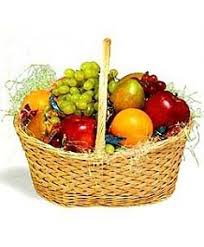 fresh fruit baskets fresh fruit basket from whisconier florist in brookfield ct
