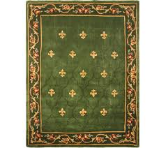 Wool Rug Clearance Sale Royal Palace U2014 For The Home U2014 Qvc Com