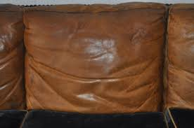 Antique Leather Sofa Cigar Antique Brown Project Awesome Vintage Leather Sofa Home