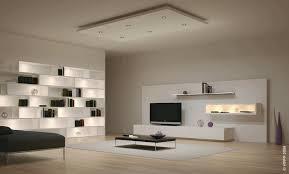 house pop ceiling designs plain white wooden shelf artistic brown