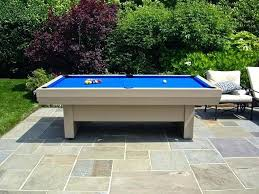 Modern Pool Furniture by Outdoor Pool Table U2013 Bullyfreeworld Com