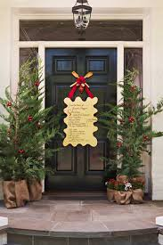 Christmas Decorations Outdoor Entrance by 313 Best Christmas Decor Outside Images On Pinterest Christmas
