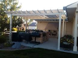 Metal Pergolas For Sale by Custom Built Pergolas Valleywide Fence And Deck